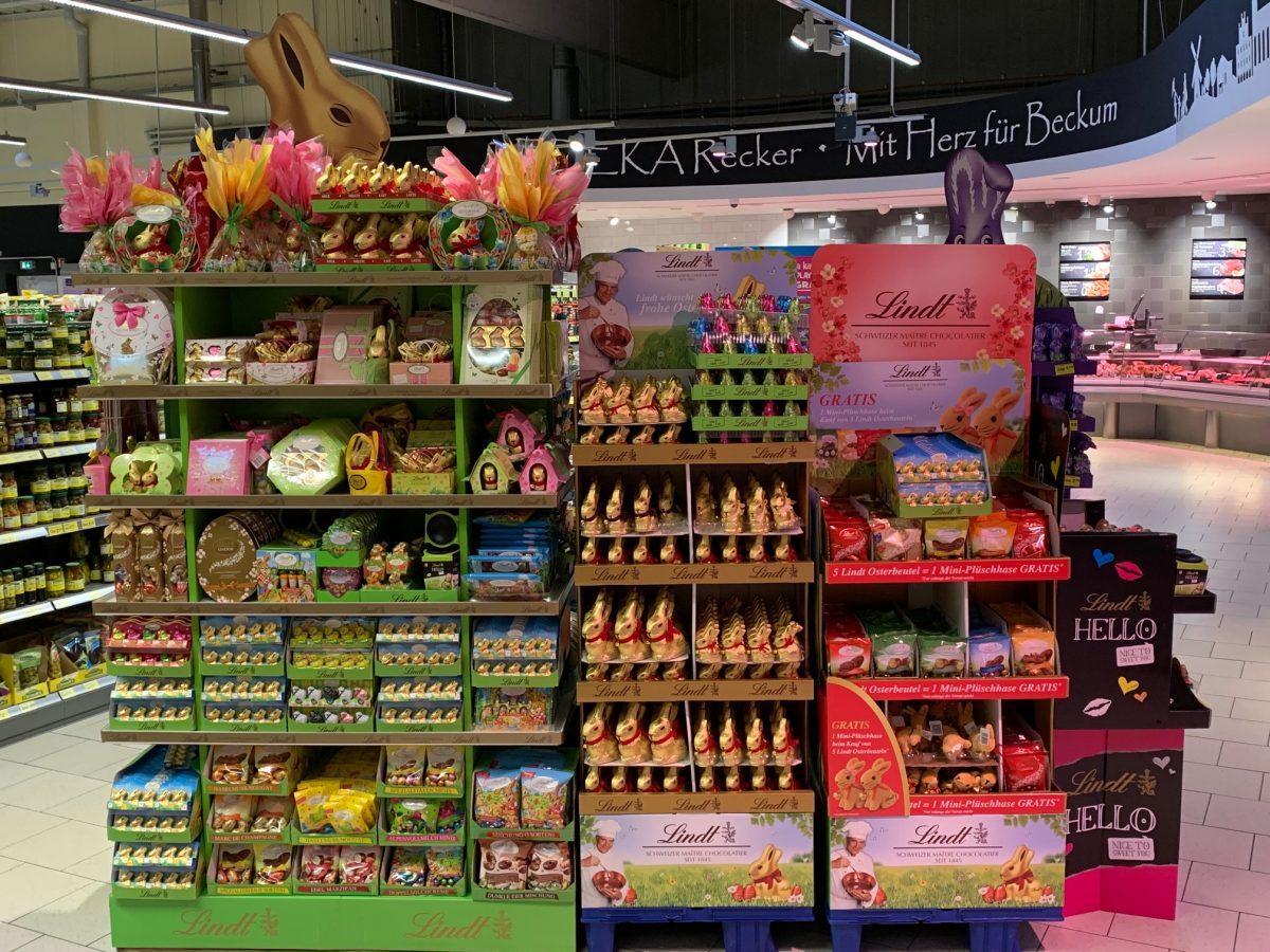 Nach Karneval ist vor Ostern...